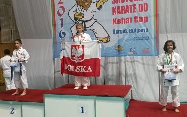 Natalia Budzyń - Klub Sportowy Ronin