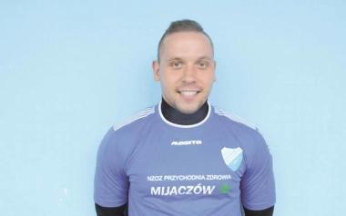 Piotr Nowakowski MKS Myszków
