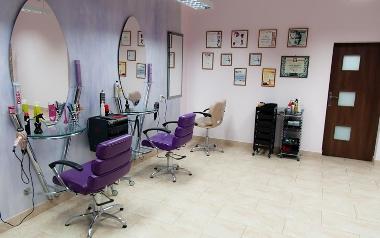 Salon fryzjerski B&B, Kielce, Daleka 19