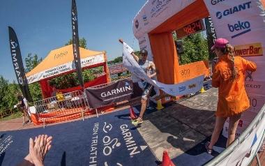 Tomasz Marcinek Raciborski Triathlonista