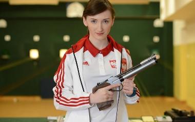 Wioletta Pawluczek strzelectwo sportowe Tychy