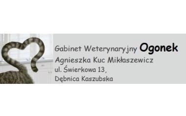 """Gabinet Weterynaryjny """"Ogonek"""" Agnieszka Kuc Mikłaszewicz"""