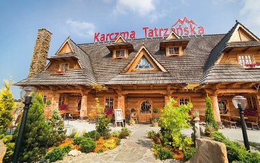 Karczma Tatrzańska -  Kobiór pow. pszczyński