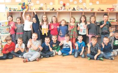 PP 12 ul. Bukowa grupa Słoneczka