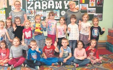 PP 12 ul.Bukowa grupa Leśne Duszki