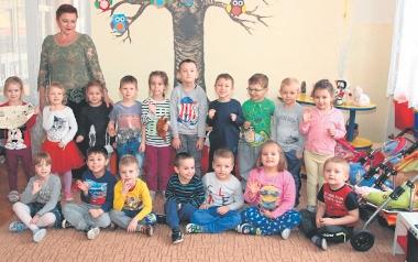 PP 14 ul. Hutnicza grupa 4-latków
