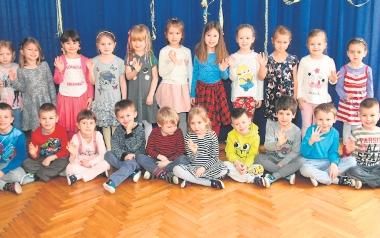 PP 14 ul. Hutnicza grupa 5-latków