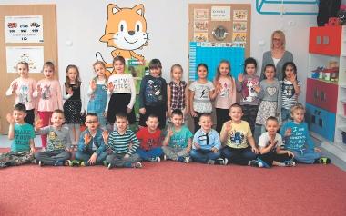 PP 25 ul.Rajska grupa 6-latków