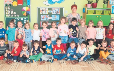 PP 26 ul.Radosna grupa 4-5-latków