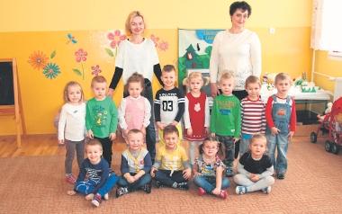 PP 27 ul.Cienista grupa 3-latków