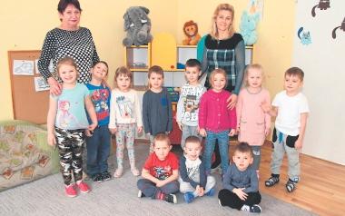 PP 27 ul.Cienista grupa 4-latków