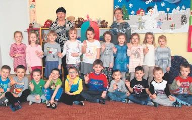 PP 27 ul.Cienista grupa 5-6-latków