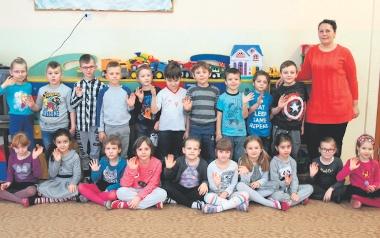 PP 35 grupa 6-latków
