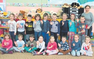PP 35 grupa  II 5-latków
