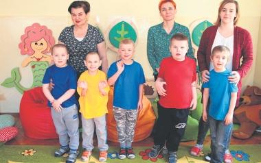 Przedszkole przy ZS 3 ul. Nowomiejska grupa II