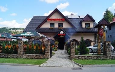 Restauracja Beatris w Wiśle