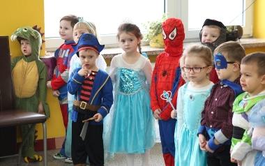 Grupa 3-4 latków w Szczawinie