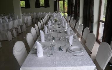 Restauracja Dworek nad Pilicą. Nowe Miasto nad Pilicą, Wólka Magierowa 6. 48 674 10 72