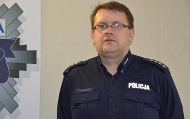 asp. sztab. Grzegorz Malarowicz