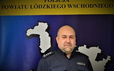 asp. sztab. Tomasz Bojanowski