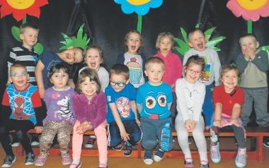 """Przedszkole numer 1 w Tarnobrzegu, ulica Kosmonautów 4 Grupa 4-latków – """"Krasnale"""""""
