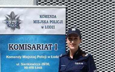 st.sierż. Justyna Tomczyk