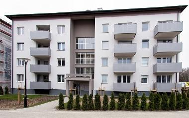 Budownictwo mieszkaniowe wielorodzinne, ul. Augustowska 5, Zielona Góra