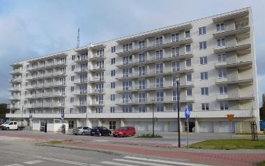 Budynek mieszkalny wielorodzinny nr 2 w Nowej Soli, os. Armii Krajowej 6-6c