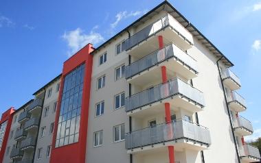 Budynek mieszkalny, wielorodzinny, os. Śląskie 5 D-G, Zielona Góra