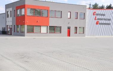 Centrum Logistyczne Grabowski w Słubicach wraz z infrastrukturą towarzyszącą