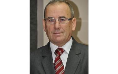 Czesław Kurcbart, członek zarządu powiatu koneckiego