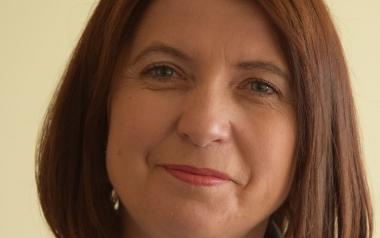 Dorota Duda, członkini zarządu powiatu koneckiego