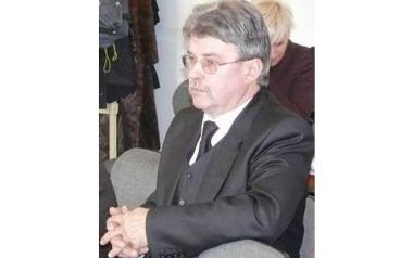 Janusz Grabek, wicestarosta jędrzejowski