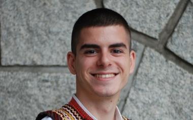 Jovan Velkovski - Macedonia