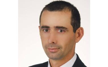 Mariusz Zieliński, członek zarządu powiatu jędrzejowskiego
