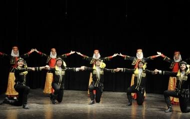 TURCJA Yenimahalle Belediyesi Tubil Halk Danslari Topluluğu