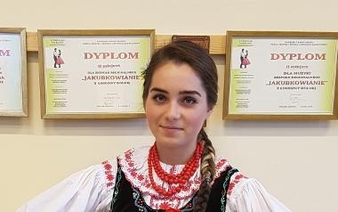 Weronika Sroka Zespół Jakubkowianie - Polska