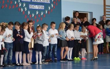 Klasa Pierwsza w Zespole Szkół Publicznych w Mostach