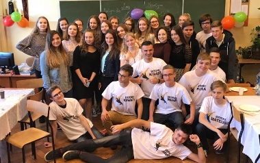 1C-XXI Liceum Ogólnokształcące im. św. Stanisława Kostki w Lublinie