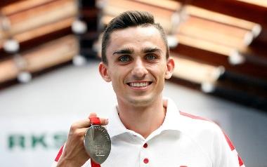 Adam Kszczot, RKS Łódź, lekka atletyka