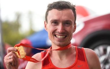 Artur Kozłowski, MULKS Sieradz, biegi