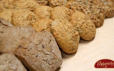 Ciasteczka zdrowotne Piekarenka