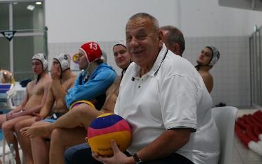 Edward Kujawa, ŁSTW PŁ Ocmer, piłka wodna