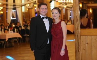 Ewelina Jaworska i Mateusz Kluska z II LO w Mikołowie
