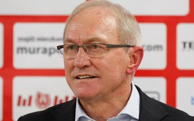 Franciszek Smuda, Widzew, piłka nożna
