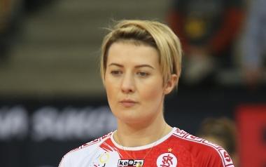 Izabella Kowalińska, ŁKS Commercecon, siatkówka