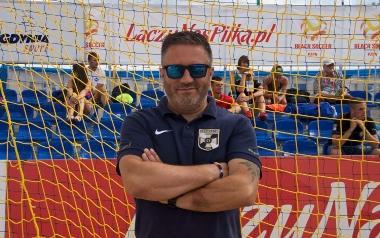 Jarosław Jagielski, Grembach, beach soccer