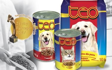 Karmy dla psów i kotów firmy PUPIL Foods