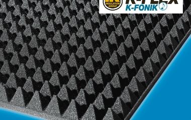 K-Flex K-Fonik - izolacja akustyczna