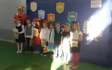 Klasa 1  Szkoła Podstawowa w Wysokiej Kamieńskiej